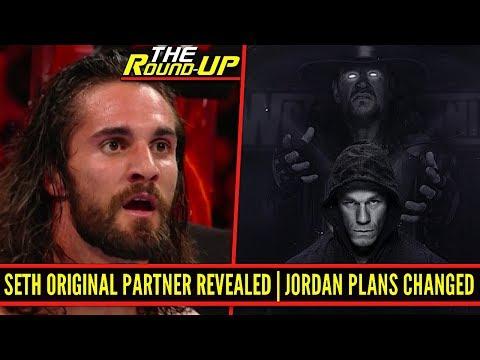Jason Jordan Plans CHANGED!, Seth Rollins' ORIGINAL PARTNER REVEALED! - #TheRoundUp #214