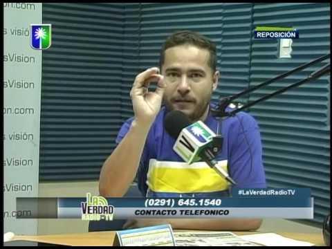 Entrevista a Ricardo Sanchez en La Verdad Radio TV