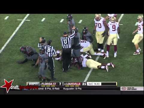 Jameis Winston vs Louisville 2014 video.
