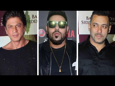 Whom Will Rapper Badshah Swag For, Salman Khan Or