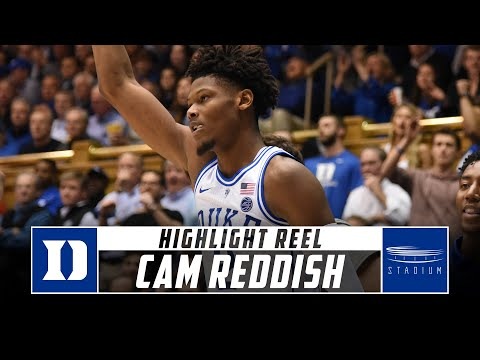 Cam Reddish Duke Basketball Highlights - 2018-19 Season | Stadium