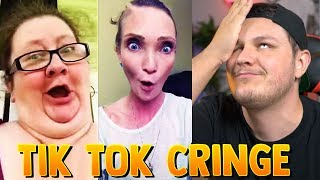 TIK TOK VIDEOS - Reaction