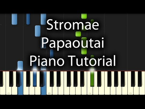 Papaoutai - Stromae video tutorial preview