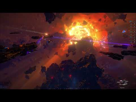 MMORTS Strategy Space Hades 9