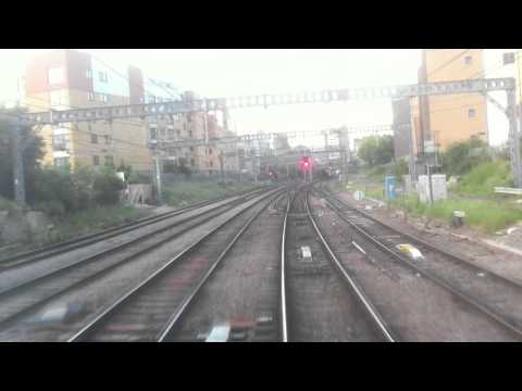 (Drivers Eye View) London Liverpool Street - Ilford TMD