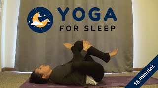 Video 15 Minute Yoga Sequence for Sleep with Alex Howlett MP3, 3GP, MP4, WEBM, AVI, FLV Maret 2018