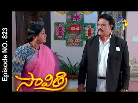 Savithri | 20th November 2017 | Full Episode No 823