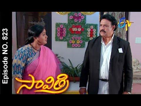 Savithri | 20th November 2017 | Full Episode No 823