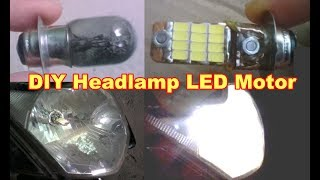 Video Cara Membuat LED Motor Lampu Depan Pakai bekas bohlam motor MP3, 3GP, MP4, WEBM, AVI, FLV November 2018