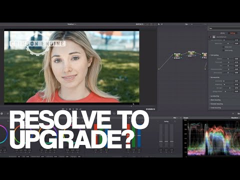 Upgrading to Davinci Resolve STUDIO: Is it worth it?