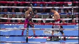 Boxing Miguel Cotto vs Sergio Martinez 7th June 2014