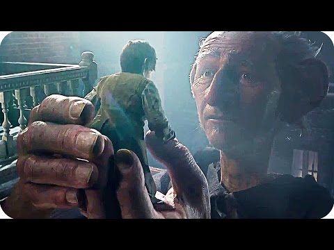 DISNEY'S THE BFG Trailer 1 (2016) Steven Spielberg