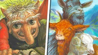 Video The Messed Up Origins of The Three Billy Goats Gruff | Fables Explained - Jon Solo MP3, 3GP, MP4, WEBM, AVI, FLV Desember 2018