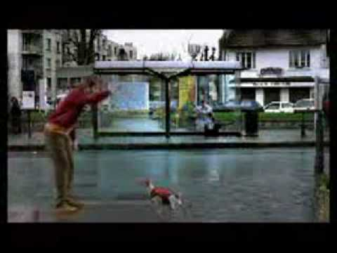 Banned Commercial - The World Cup 2002 - Dog Kicked