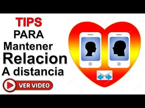 Frases para enamorar - Cómo Mantener Una Relación A Distancia Con Estos Simples Tips  ¡FUNCIONA!