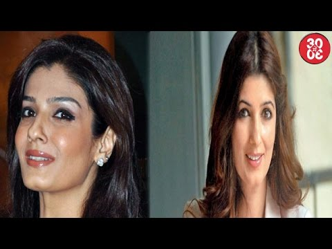 Raveena Says She Is Friends With Twinkle | Student