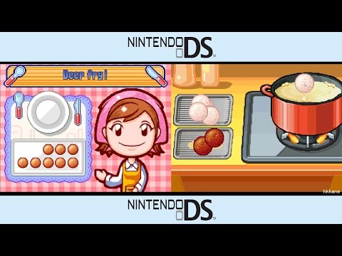 NDS - Cooking Mama Gameplay P.5