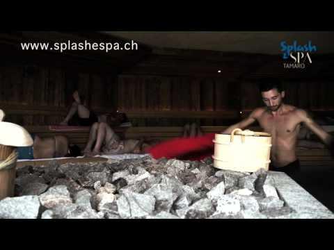 Rituale d'Infusione Splash e SPA Tamaro 2016