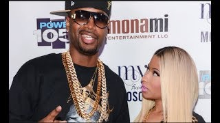 YOU WERE STEALING CREDIT CARDS! Nicki Minaj CLOWNS Safaree For Making Up Lie That Nicki Doesnt Write