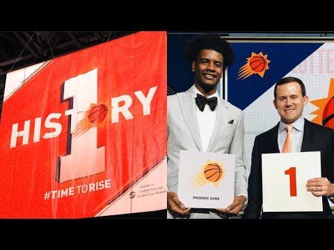 Phoenix Suns WIN NBA Draft Lottery 2018 #TimeToRise