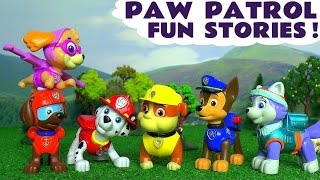 Paw Patrol Stories