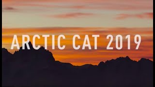 10. Arctic Cat 2019 Snowmobiles