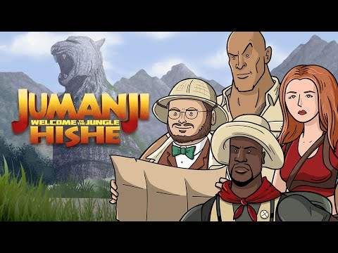 How Jumanji: Welcome to the Jungle Should Have Ended