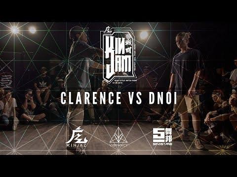 Clarence Vs Dnoi [TOP 8] | KINjam LA 2018 [@VIBRVNCY 4K] - Thời lượng: 4 phút, 40 giây.