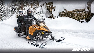 5. The Grand-Touring – 2018 Ski-Doo