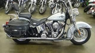 2. 2006 Harley Davidson Heritage softail description