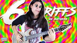 Te presento algunos de mis riffs de guitarra favoritos.SUSCRIBETE ES GRATIS :3Mi hermoso Facebook: https://www.facebook.com/eddiewarboy/...Mi cuenta de twittah: https://twitter.com/eddiewarboyInstagram https://www.instagram.com/eddiewarboy/