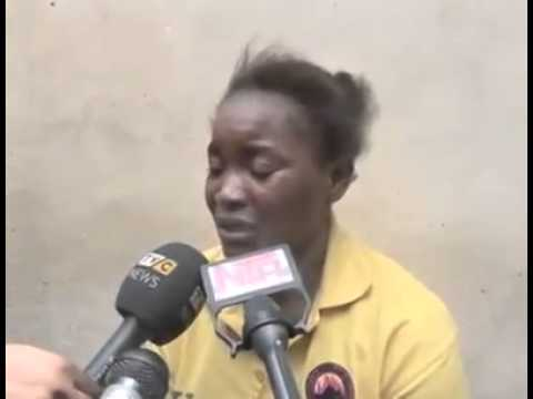 Husband and wife are kidnappers in Lagos Nigeria