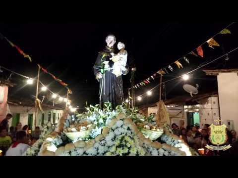 Encerramento Festa de Santo Antônio Colônia Leopoldina-AL