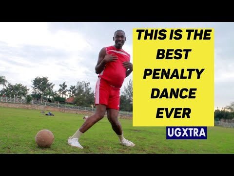 MARTIN,JUNIOR USHER,MC VAMPIRE,DORAH,COAX& MC LOUD SPEAKER In Penalty Dance Ugandan Comedy2018