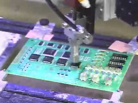 Conformal Coating - Electrolube HPA Video Image