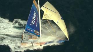 IMOCA - Vendée Globe 2016 - St Michel Paprec - Le Teaser