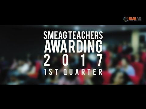 Teachers Awarding 2017