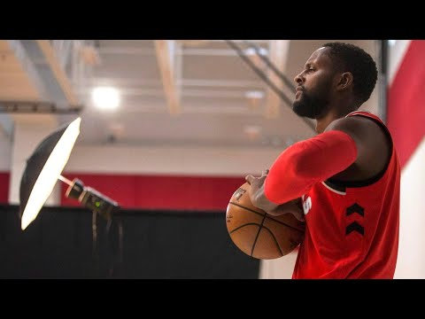 Video: Raptors' C.J. Miles believes guys can learn to shoot 3-pointers