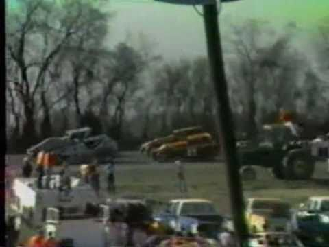 1985 NTRA MODIFIEDS AT  DEVIL'S BOWL- A FEATURE (видео)