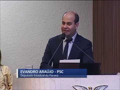 A Segurança Pública precisa de investimento e planejamento urgente, diz Evandro Araújo