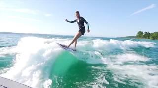 6. Four Winns - Bateau wakeboard and surf - HD 240 SURF   Mathias Marine