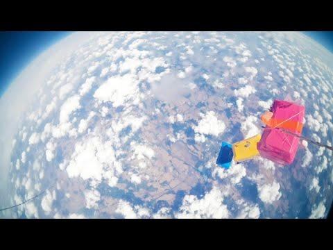 Video thumbnail: Skies the limit