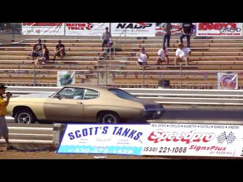 Duramax-powered Chevelle runs 11s on the quarter-mile
