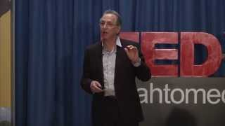 Joel Hodroff - Drowning in Wealth; Searching for Money at TEDxMahtomedi