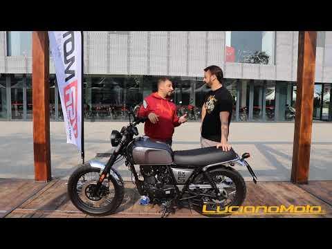 MOTO TEST: BRIXTON BX 125