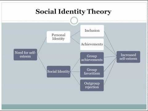 Group Dynamics 3c Identity and Inclusion: Social Identity (Part 3)