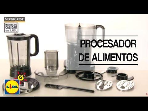 Procesador De Alimentos - Lidl España