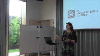 Anja Fahlenkamp gives Impacters Talk at University of Cambridge