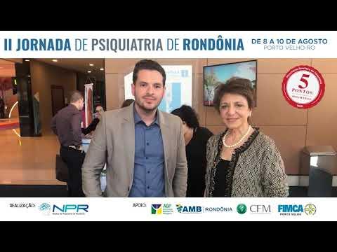 II Jornada de Psiquiatria – Convite do Dr Humberto Muller e Drª Carmita Helena