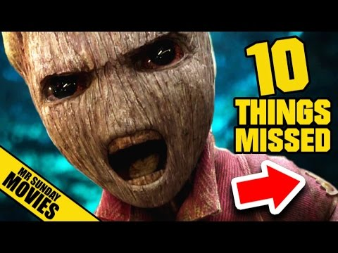 Easter Eggs and References in the New Guardians of the Galaxy Vol 2 Teaser